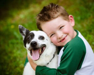 Dog Poop Removal Protects Kids
